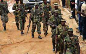 Baga massacre soldiers