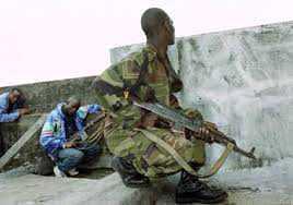 Boko haram fighter 2