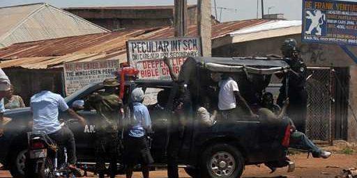 Ibadan Nigeria Chaos