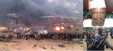 Kano Bus Bombing graphics