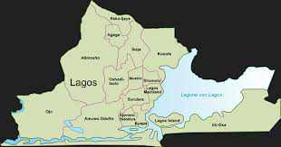 Lagos-map
