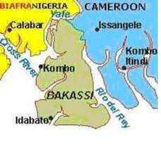 Bakassi Map