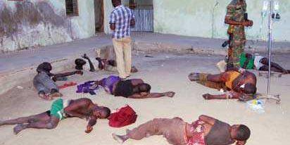 Bornu Mosque Massacre
