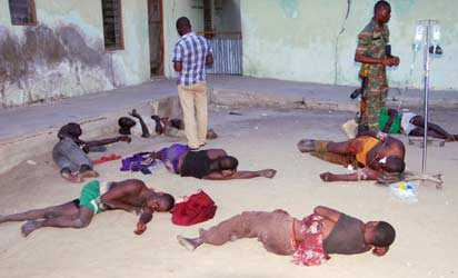 Bornu Mosque Massacre