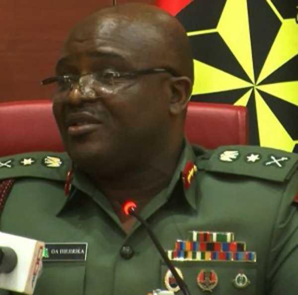 Ihejirika Army Chief