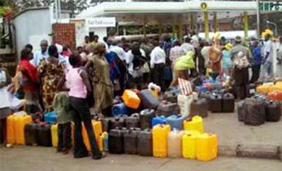 Kerosene-shortage