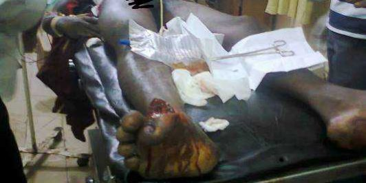 Killed by Fulani in Imo State