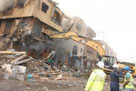 Lagos Demolition