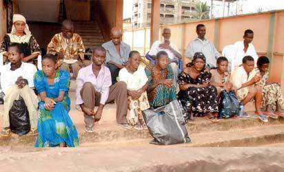 Igbo Destitutes Deported from Lagos