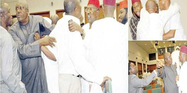PDP-lawmakers