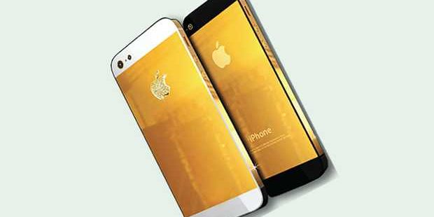 gold-plated-iPhones