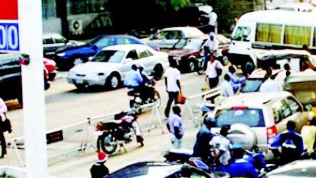 Fuel-queues