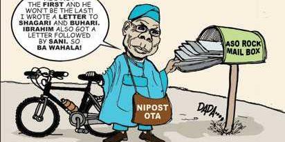 Obasanjo-otta