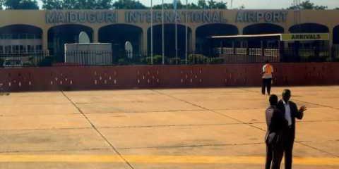 maiduguri international-airport