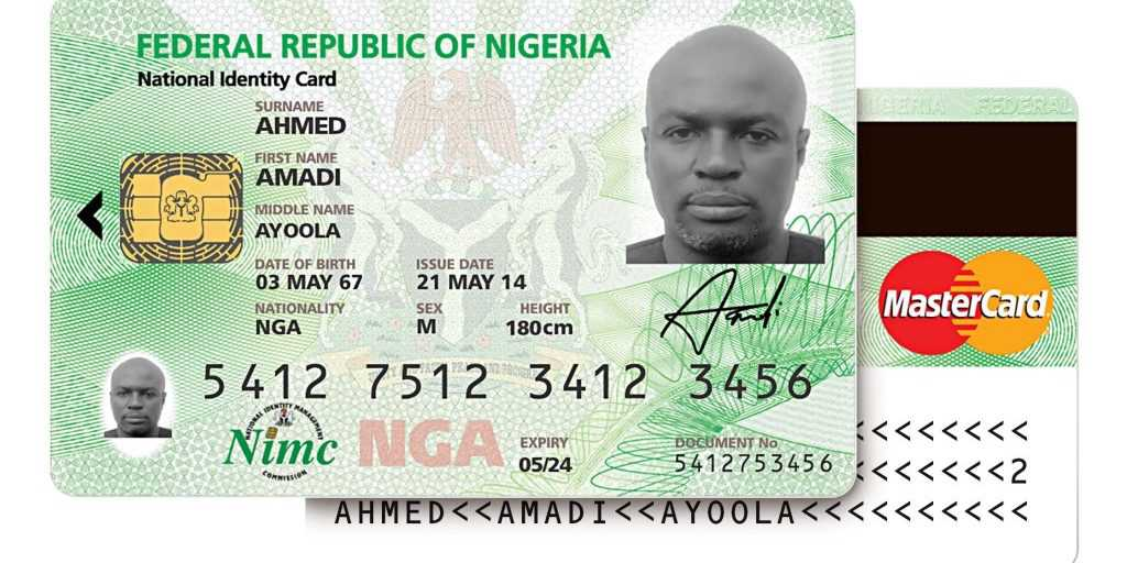 With Government National Brands As Biafra – In Nigeria Radio Logo Card Id Mastercard's Scandalous Outrage