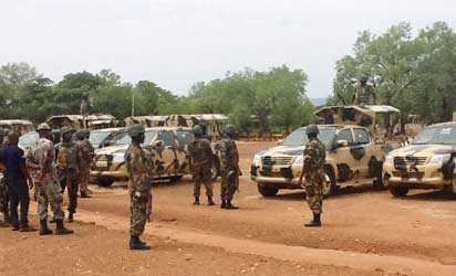 Military-Bharam