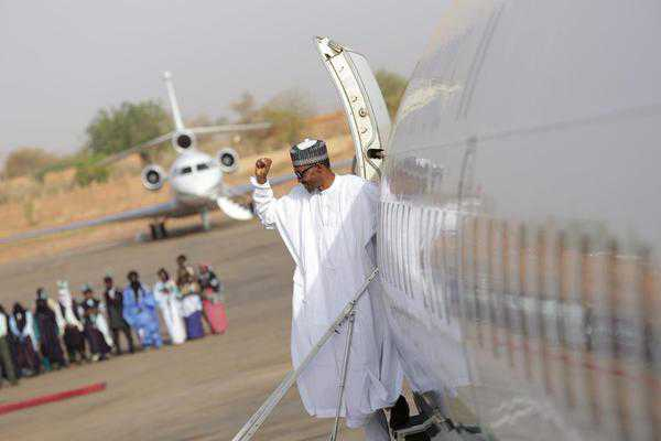 Buhari-Jets-Out