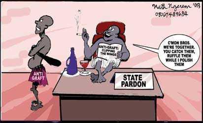 Nigeria-Corruptiony