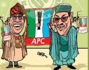 APC-Buhari-Tinubu