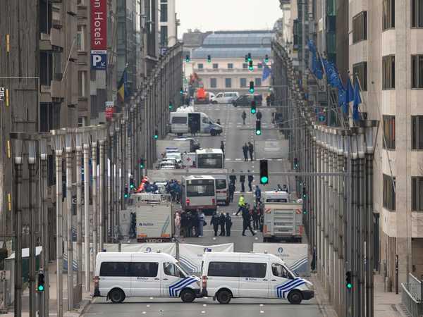 Brussels bombings