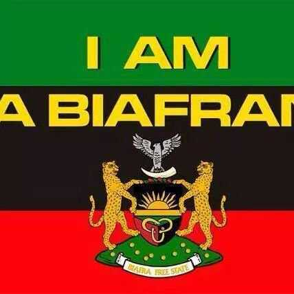 I AM A BIAFRAN