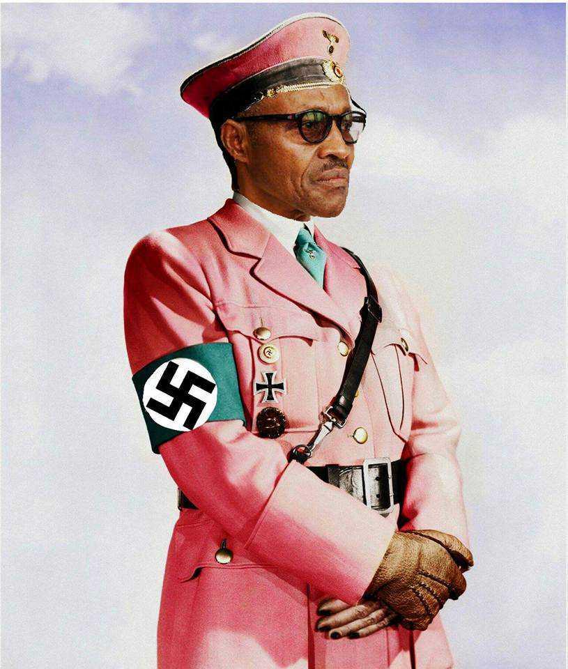 Hitler Buhari