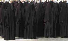 Islamic-Face-Veil