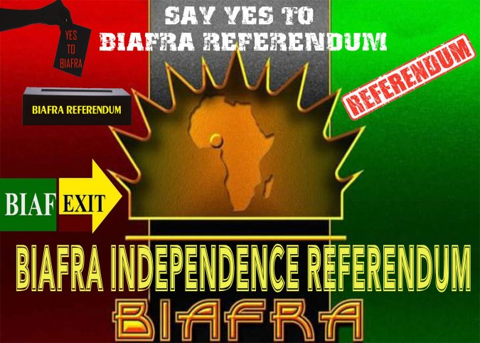 BIAFRA REFERENDUM – Radio Biafra
