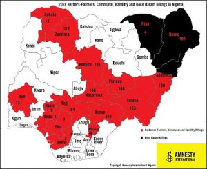 NIGERIA: THE INNOCENT CRY IN A LAWLESSNESS COUNTRY – Radio Biafra