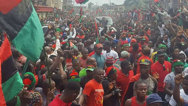 IPOB Rally with Nnamdi Kanu