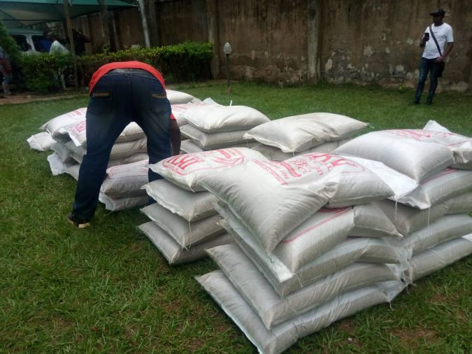 IPOB Food Relief Anambra State